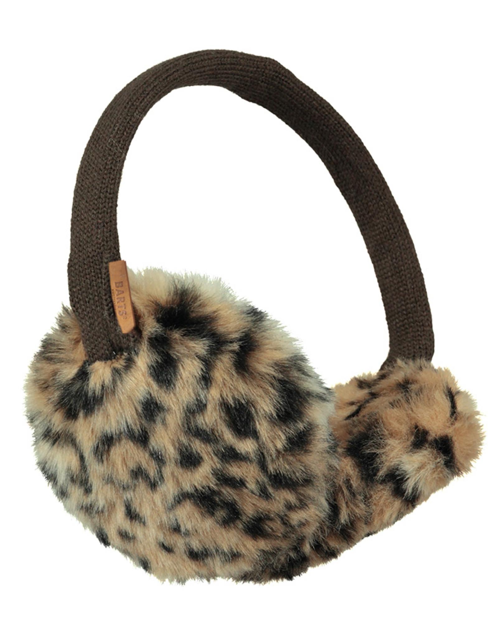 Barts Plush Earmuffs, animal