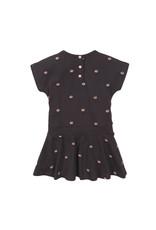 Koko Noko Dress ss, Dark grey + aop, SS21