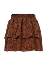 LOOXS Little Little skirt, MINI LEOPARD