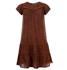 LOOXS Little Little dress, MINI LEOPARD