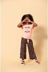 Jubel T-shirt - Whoopsie Daisy. Neon Koraal