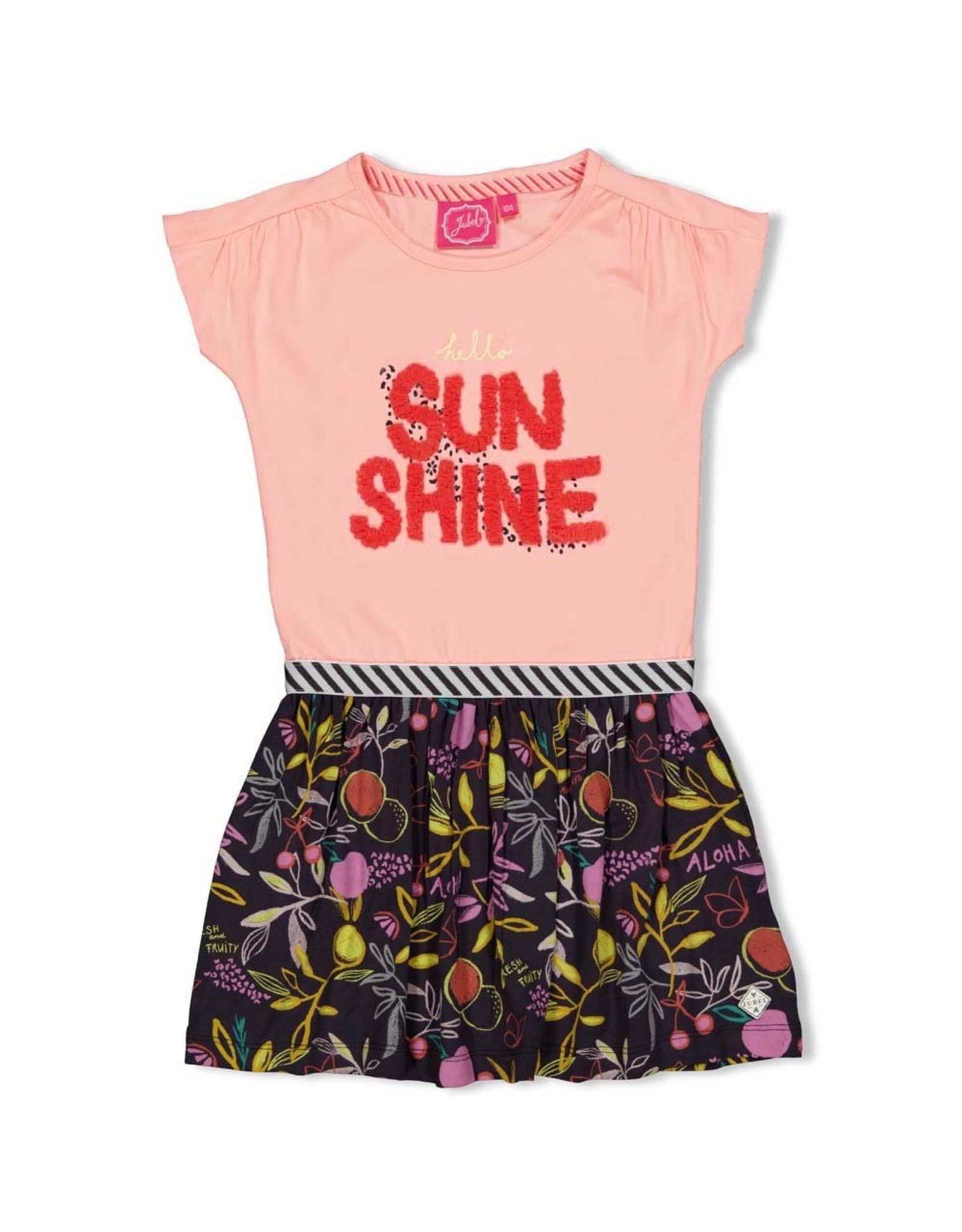 Jubel Jurk Sunshine - Tutti Frutti. Roze
