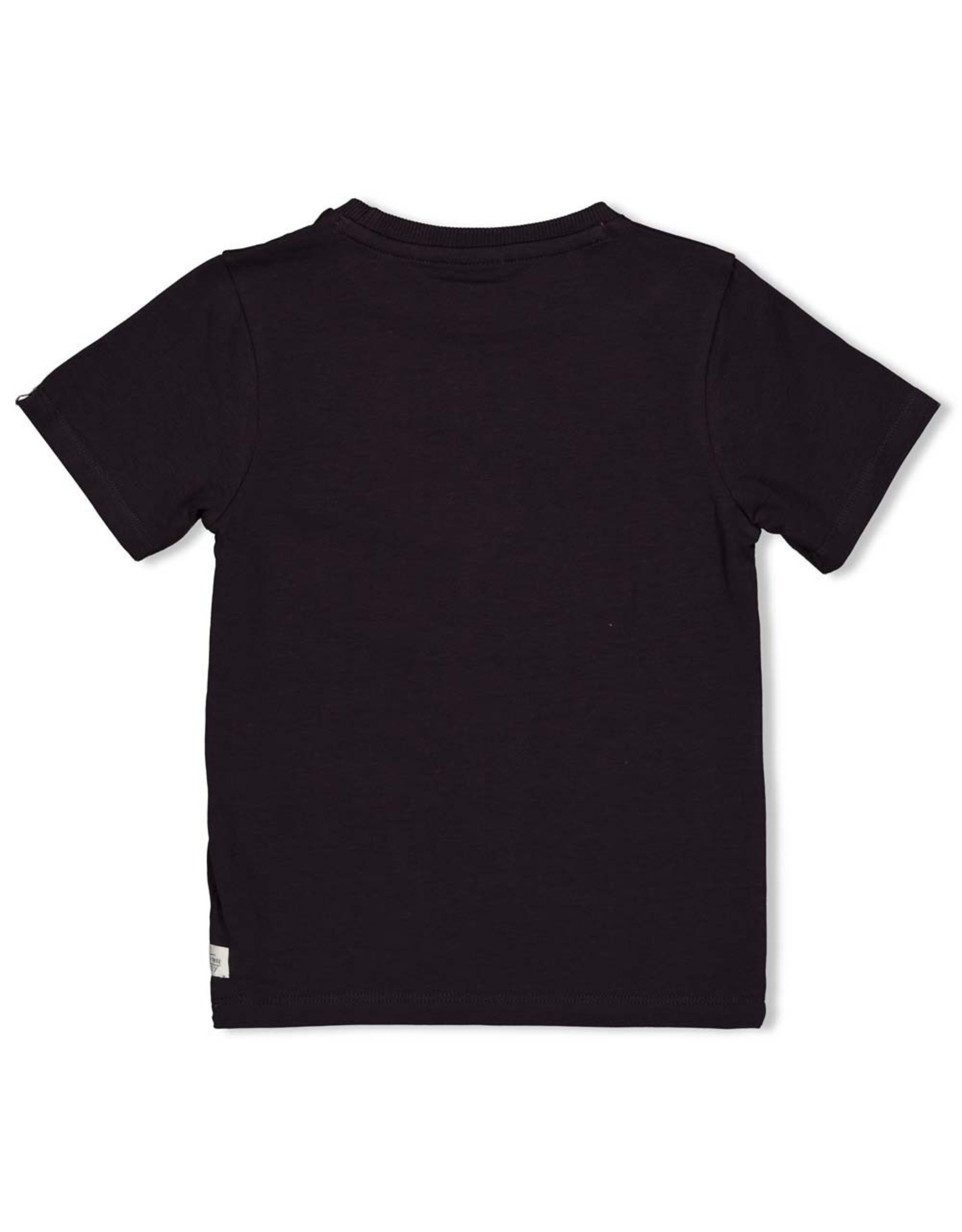 Sturdy T-shirt - Happy Camper. Antraciet