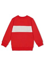 Sturdy Sweater Hero - Playground. Rood