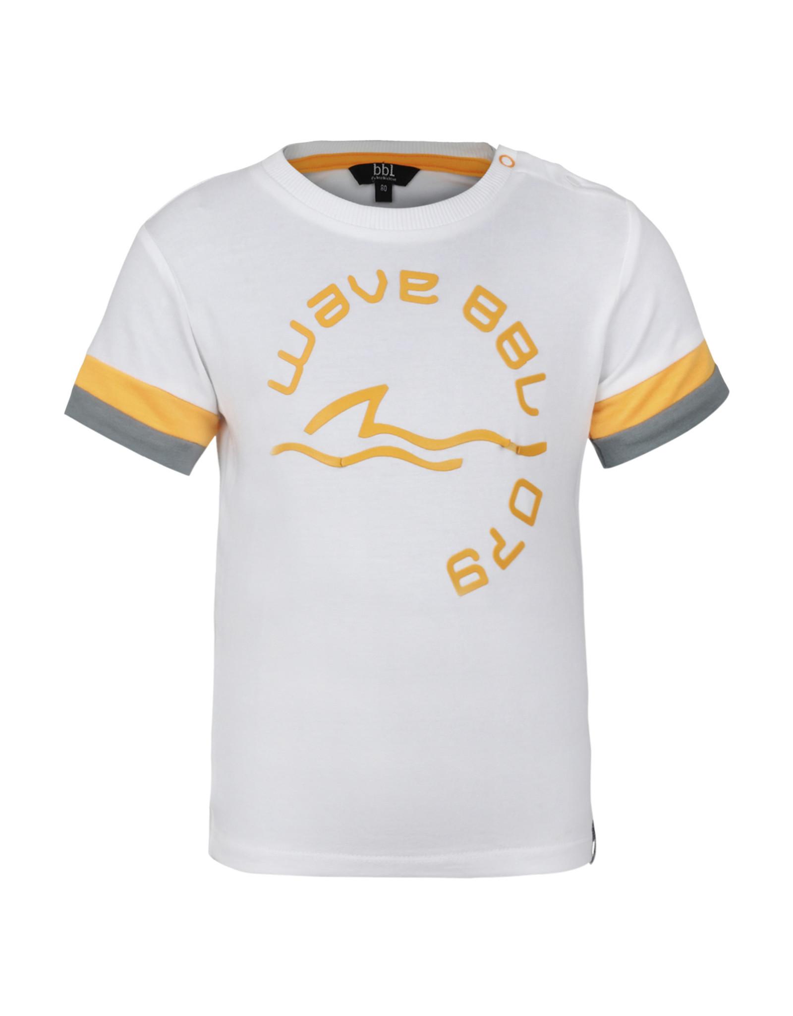 Beebielove T-shirt, WHT, 15-2604