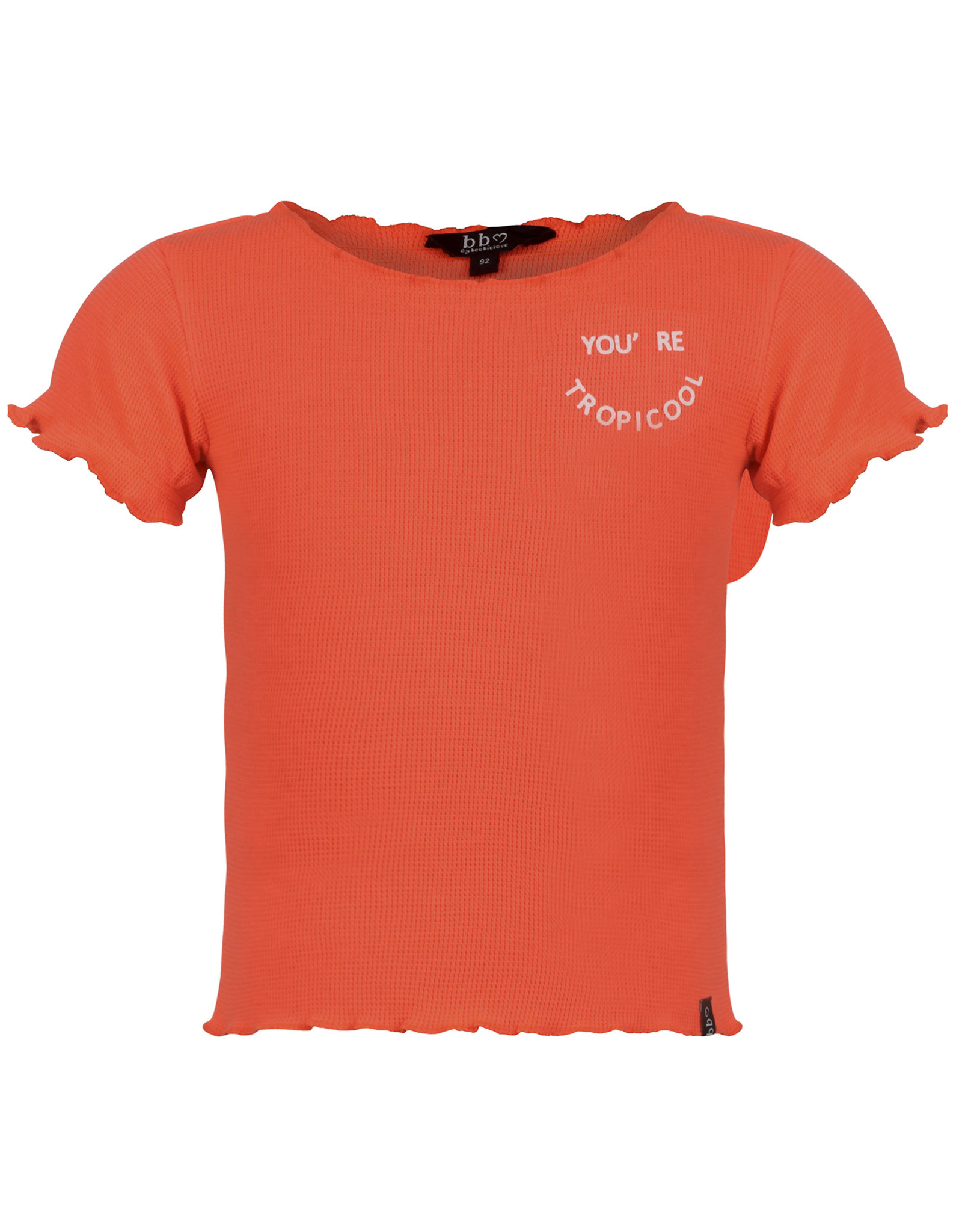 Beebielove T-shirt, COR, 15-2631