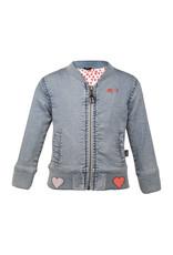 Beebielove Jacket denim, DNM, 31-2645