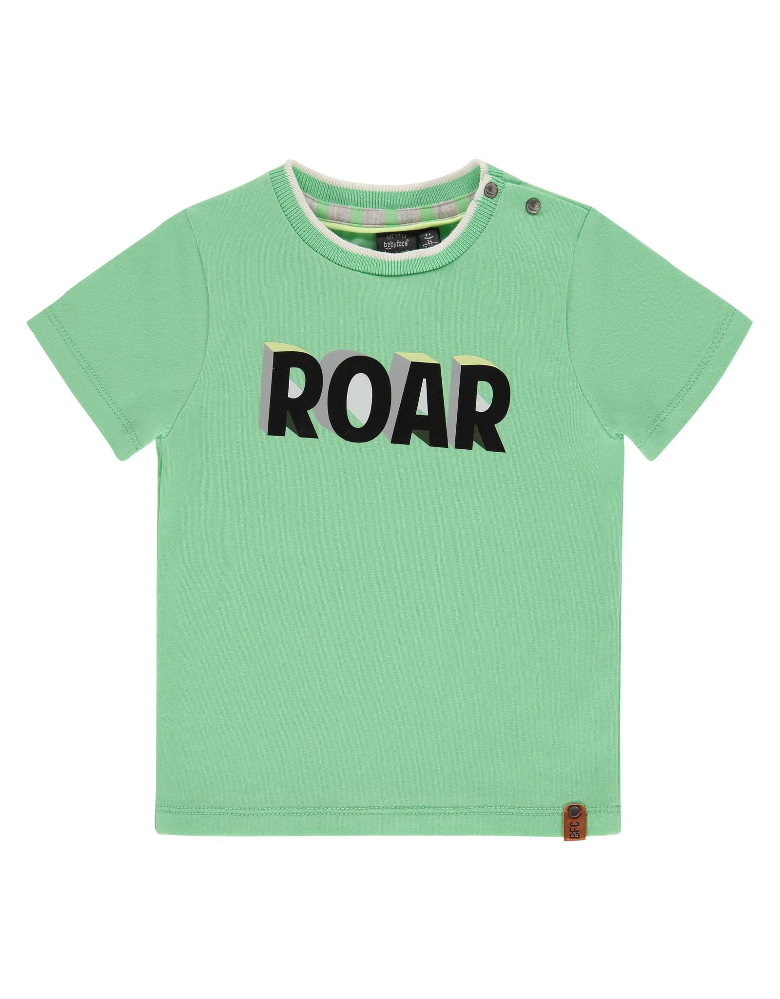 Babyface boys t-shirt short sleeve, kiwi, BBE21107611