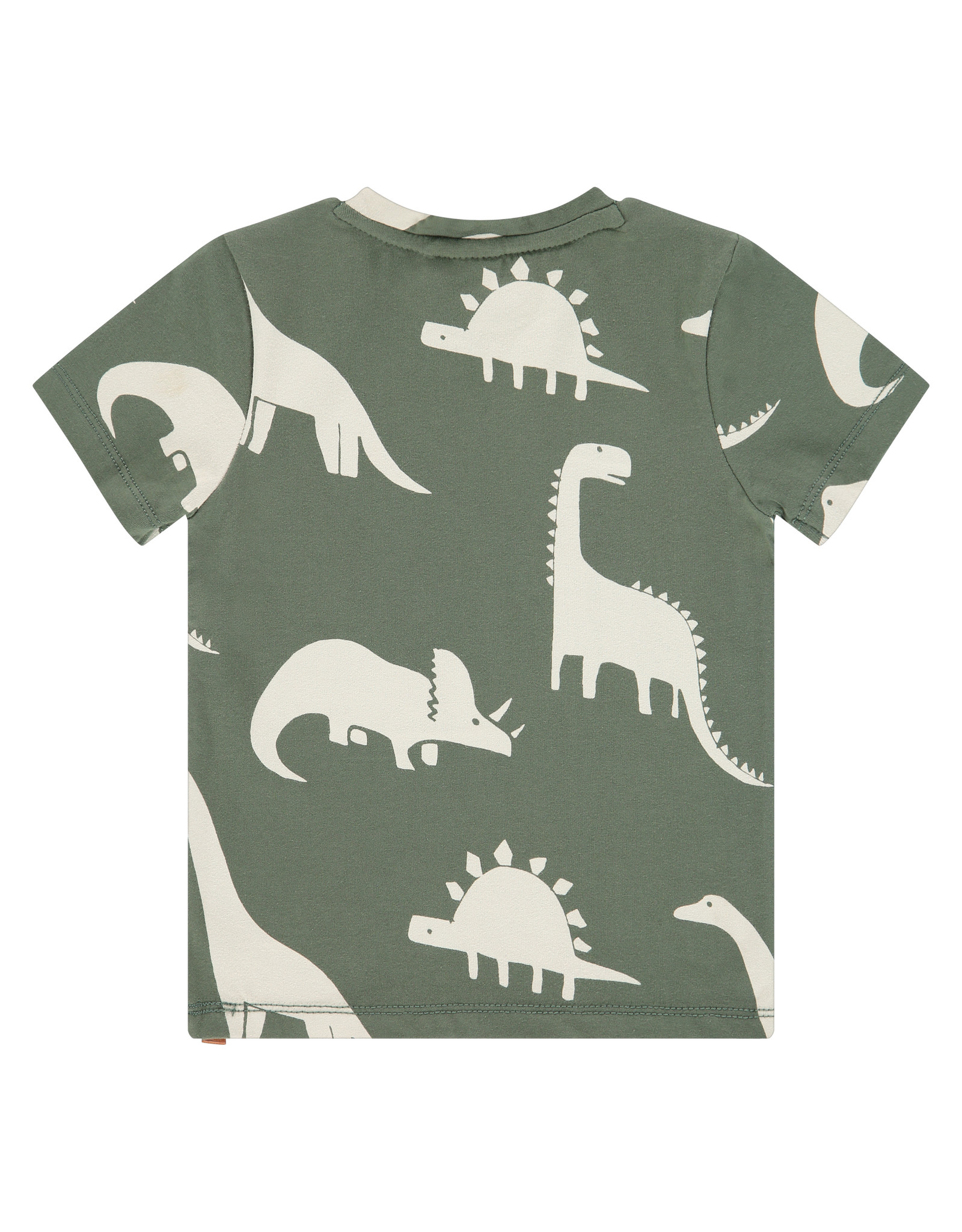 Babyface boys t-shirt short sleeve, army, BBE21107614