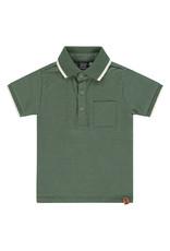 Babyface boys polo short sleeve, army, BBE21107619