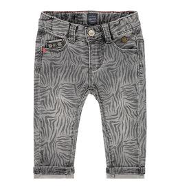 Babyface girls jogg jeans, grey denim, BBE21108200