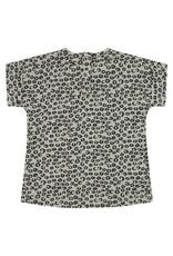 Babyface girls t-shirt short sleeve, olive, BBE21108610