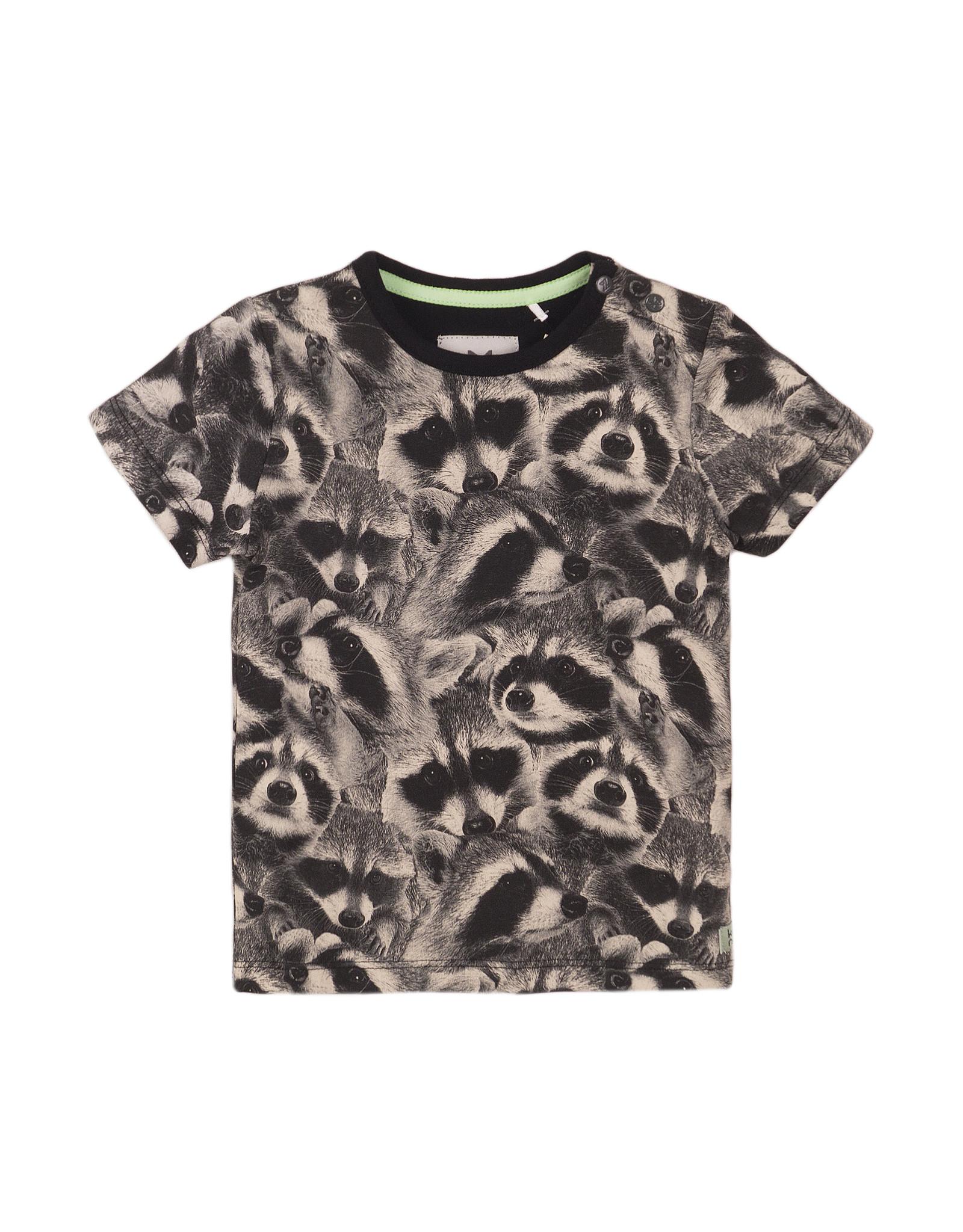 Koko Noko T-shirt shs, Dark grey, SS21