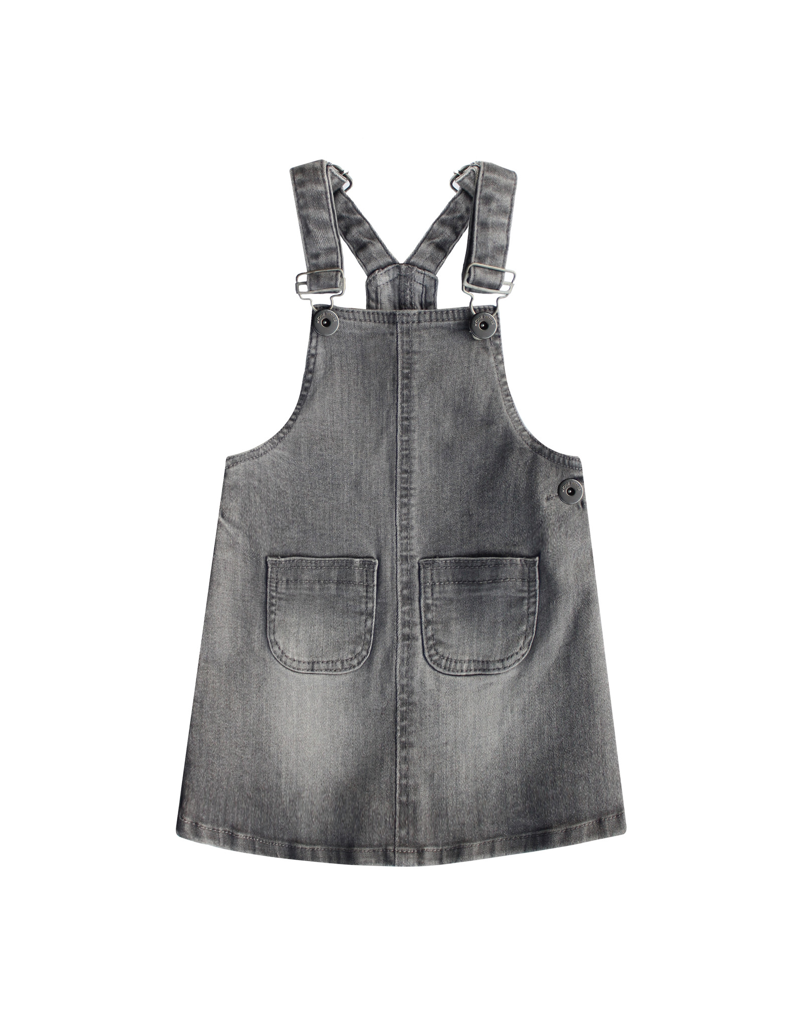 Your Wishes Denim | Pinafore