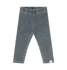 Your Wishes Knitted Denim | Legging
