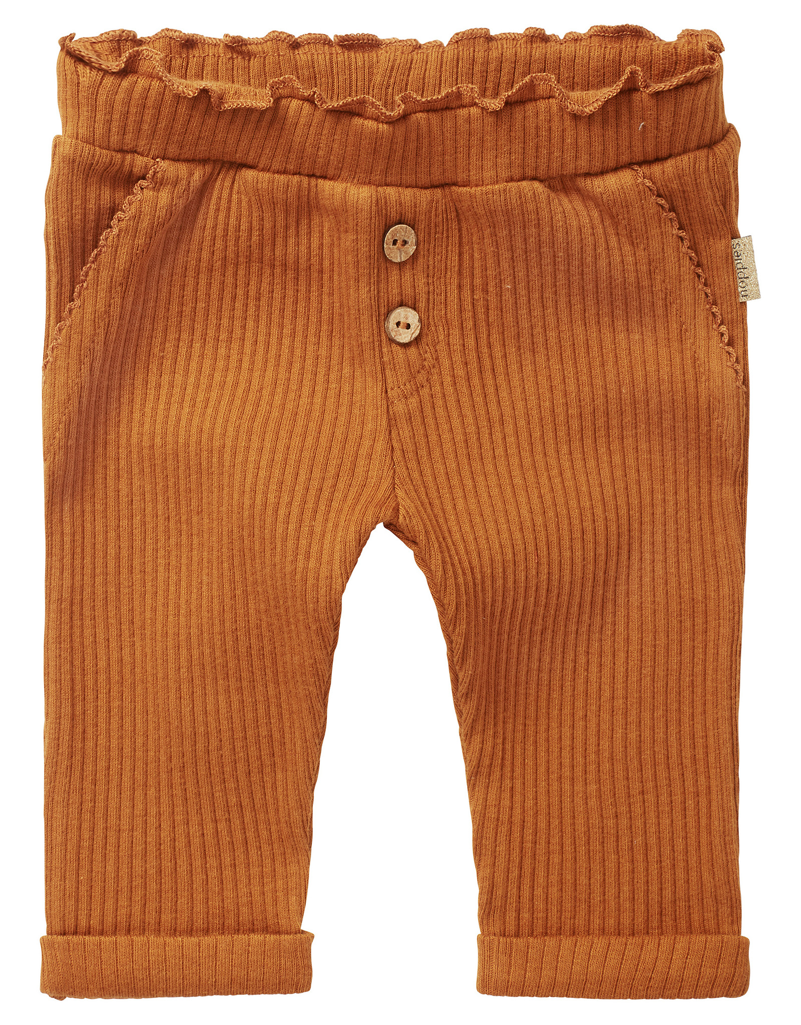 Noppies G Slim fit Pants Mascouche, Roasted Pecan