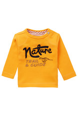 Noppies B T-shirt LS Taber, Old Gold