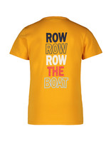 Like Flo Flo boys jersey tee chestpocket, Sunflower
