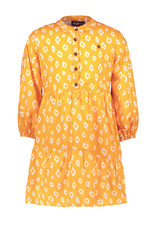 Like Flo Flo girls woven tuniek, Sunflower