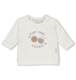 Feetje Sweater - Mini Cookie. Offwhite