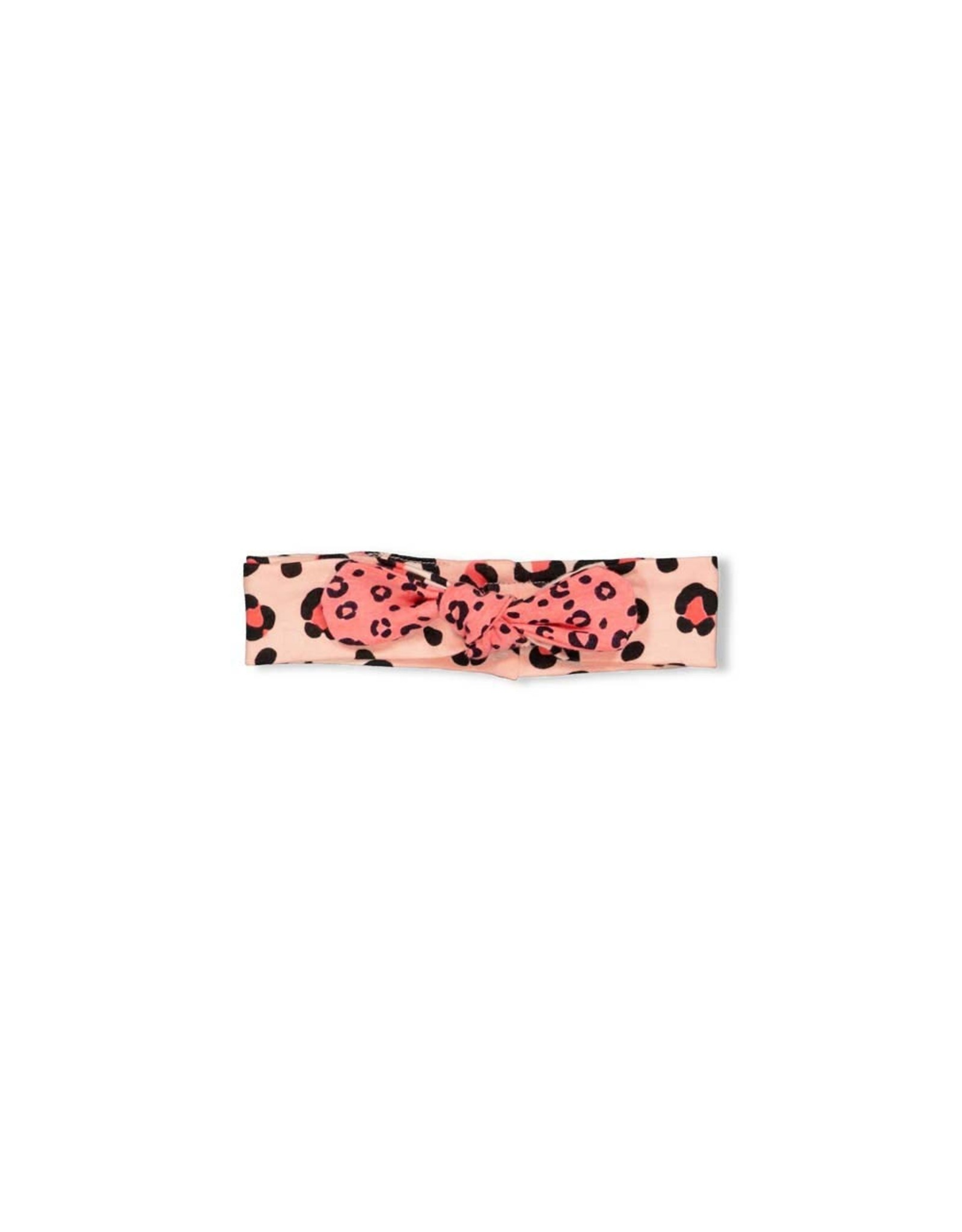 Feetje Haarband - Leopard Love. Roze