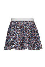 Bampidano Bampidano Junior Girls skirt Desa AO with ruffle + elastic waist NATURE
