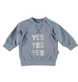 B.E.S.S. Sweater Yes Yes Yes, Lightblue