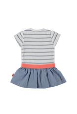 B.E.S.S. Dress Striped, White