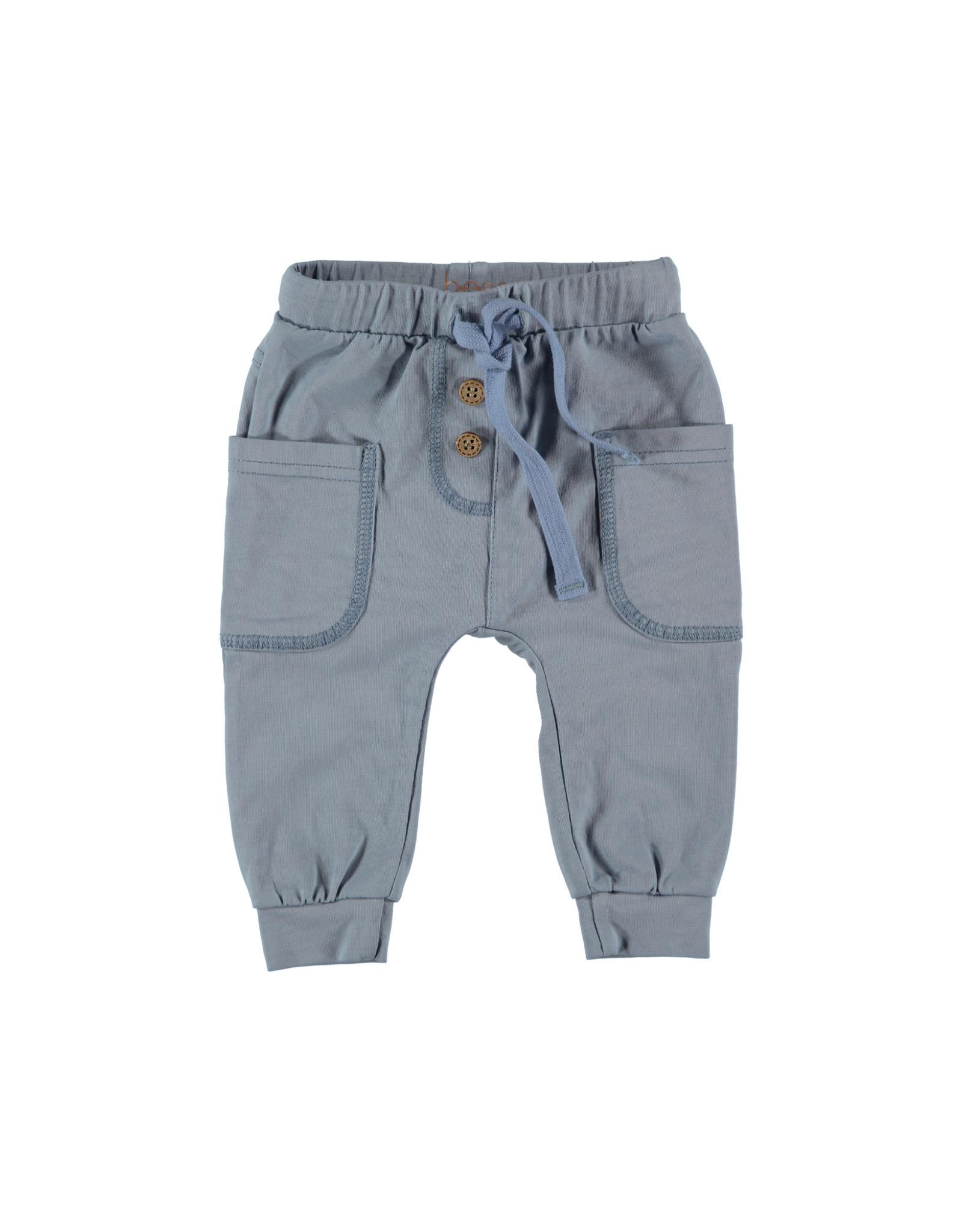 B.E.S.S. Pants with Pockets, Lightblue