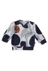B.E.S.S. Sweater AOP Camouflage, Dessin