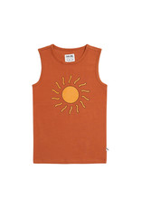 CarlijnQ Sunshine - tanktop with print