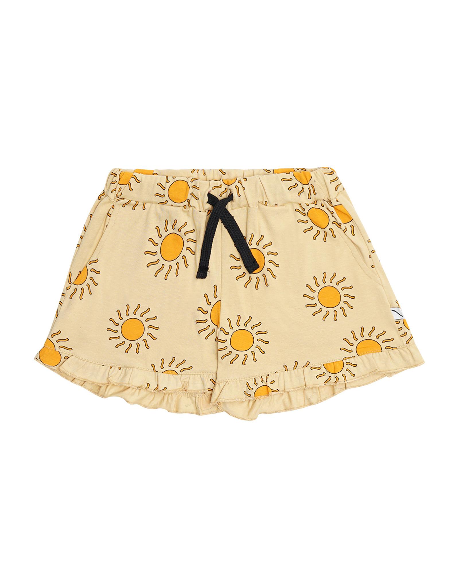 CarlijnQ Sunshine - ruffled shorts