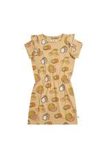 CarlijnQ Summer Fruit - ruffled dress
