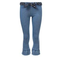 LOOXS Little Little pants, DENIM LOOK