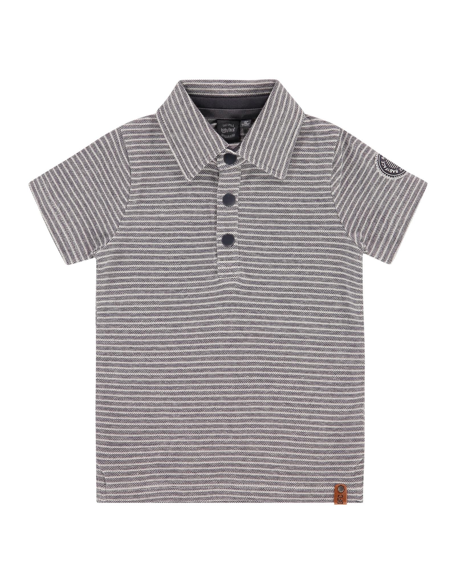 Babyface boys polo short sleeve, antra, BBE21207657