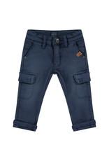 Babyface boys pants, navy, BBE21107227