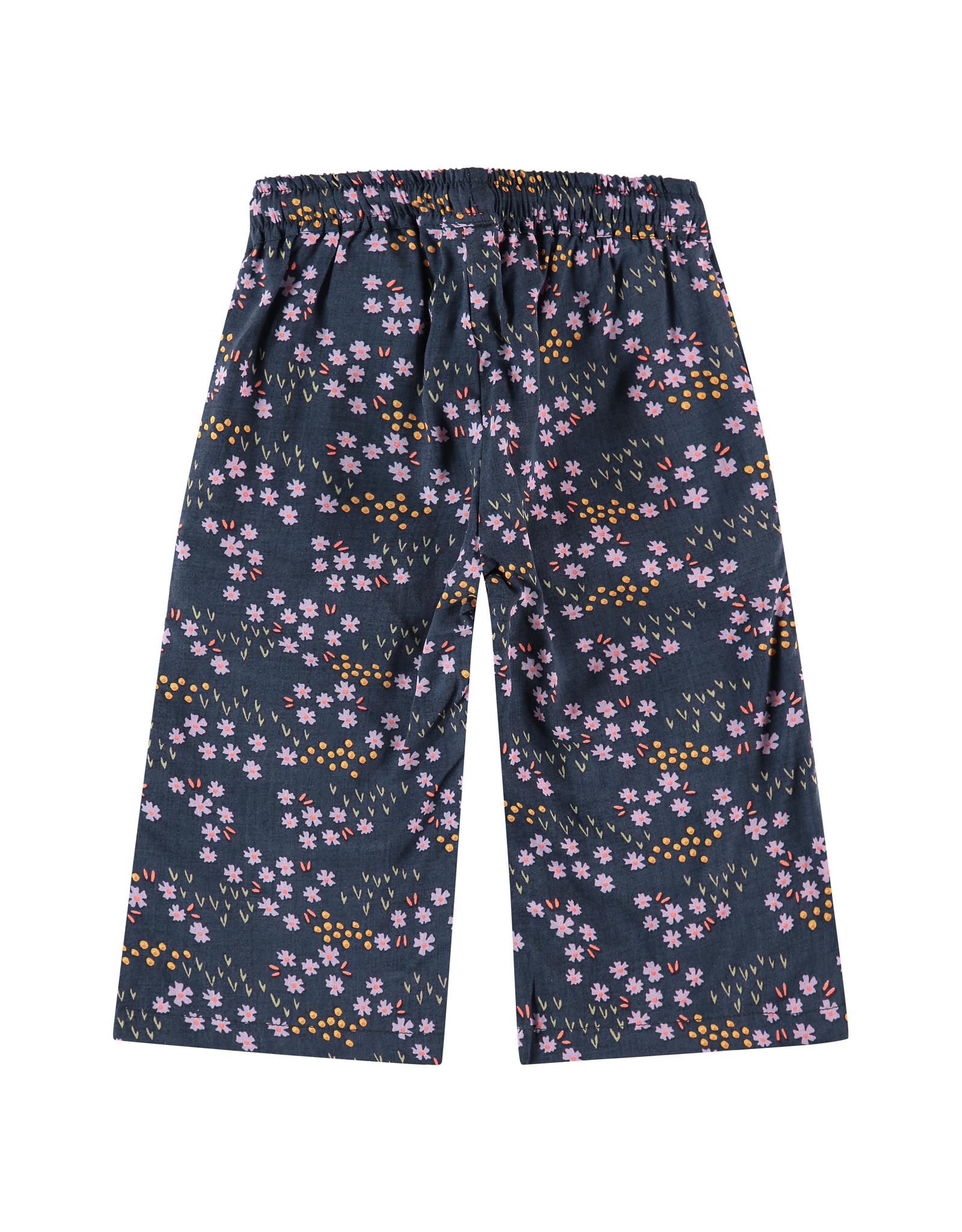 Babyface girls pants, marine, BBE21108224