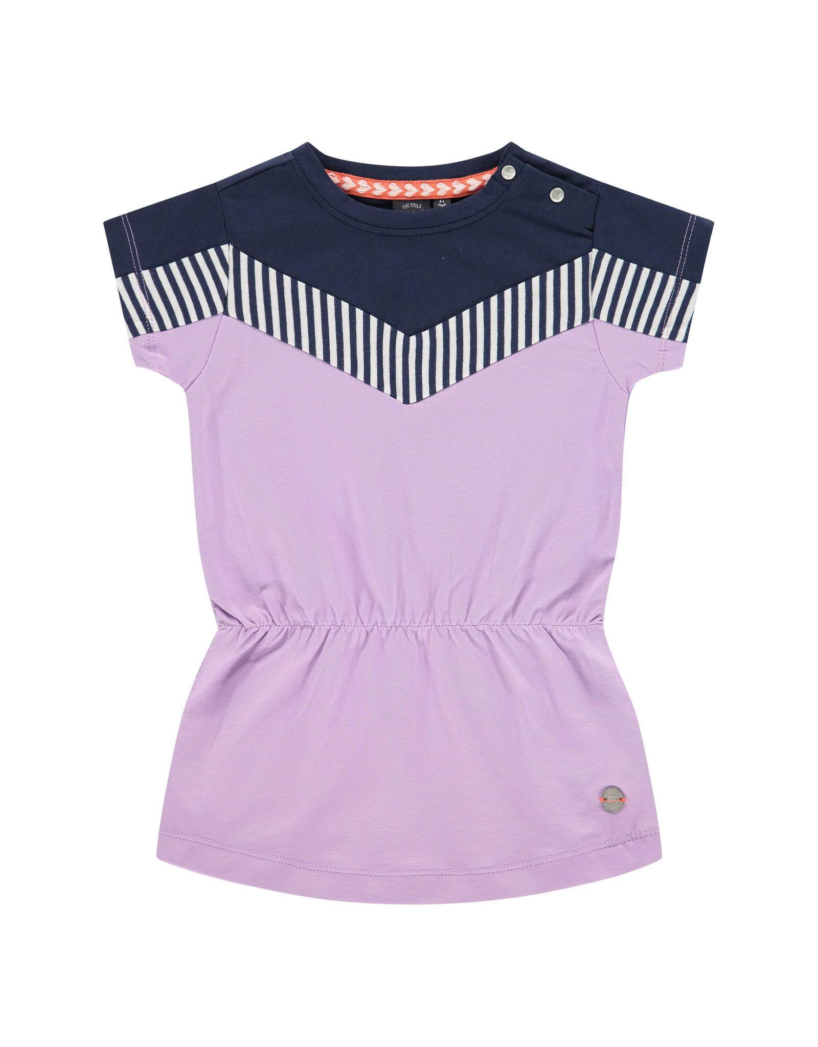 Babyface girls dress, lilac, BBE21108720
