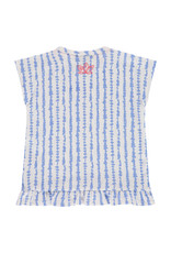 Babyface girls t-shirt short sleeve, lavender blue, BBE21208649
