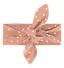 Babyface baby girls headband, rosewood, NWB21228944