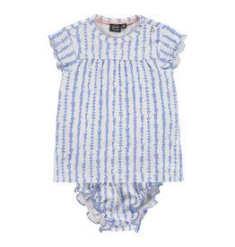 Babyface baby girls 2-piece set, lavender blue, NWB21228744