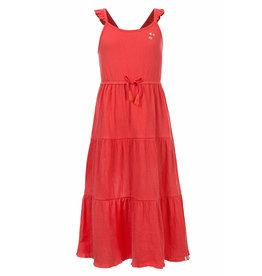 LOOXS Little Little dress long, Coral