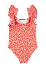 LOOXS Little Little swimsuit, FLOWERPOWER