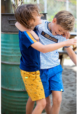 B-Nosy Boys ao poplin shorts, Mustard
