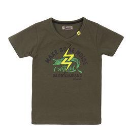 Dutch Jeans T-shirt ss, Army green