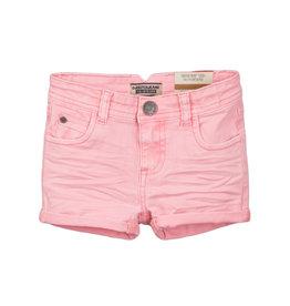 Dutch Jeans Jeans shorts, Light neon coral