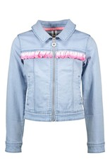 B-Nosy Girls denim jacket