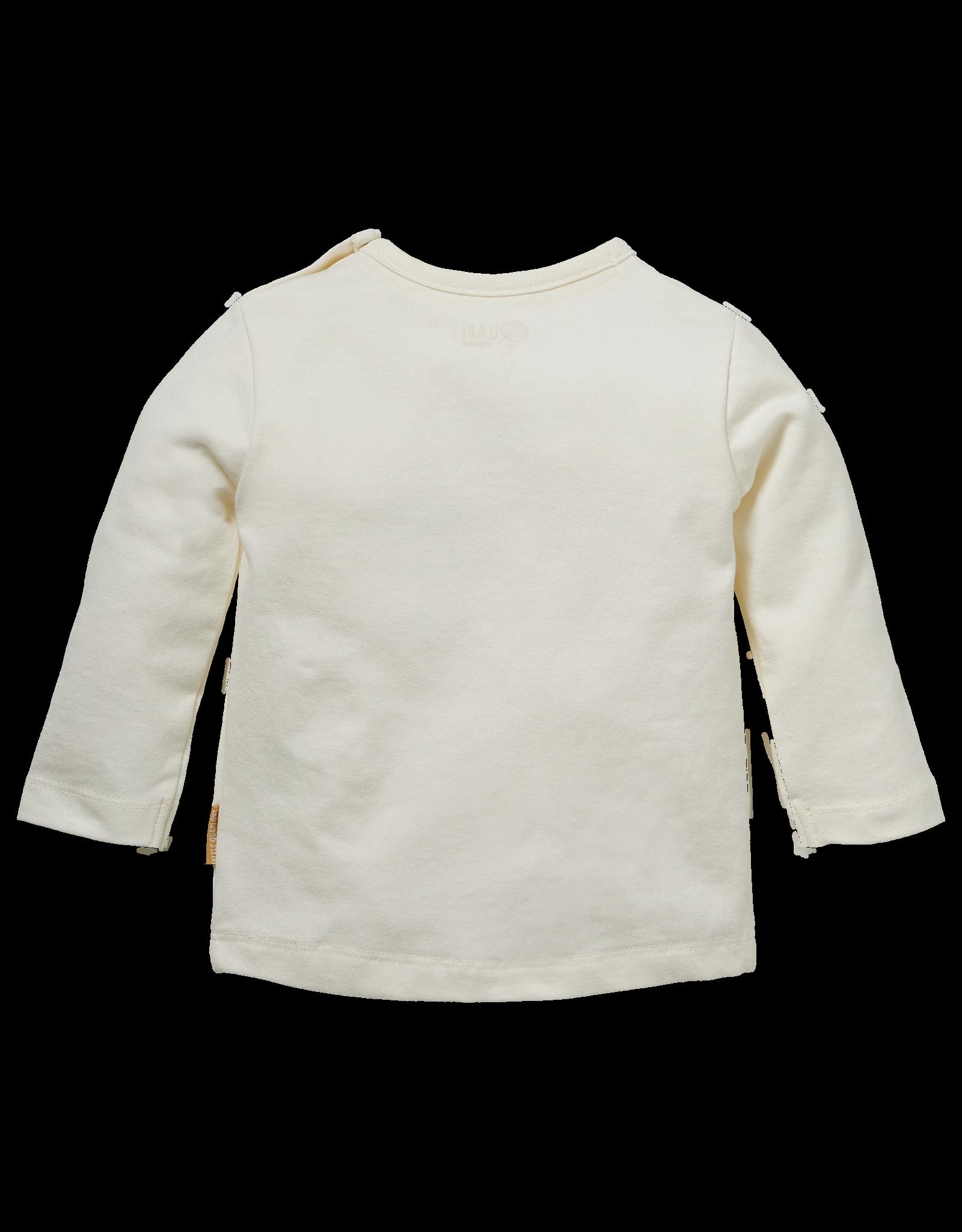 Quapi LONGSLEEVE, NANO , Off White