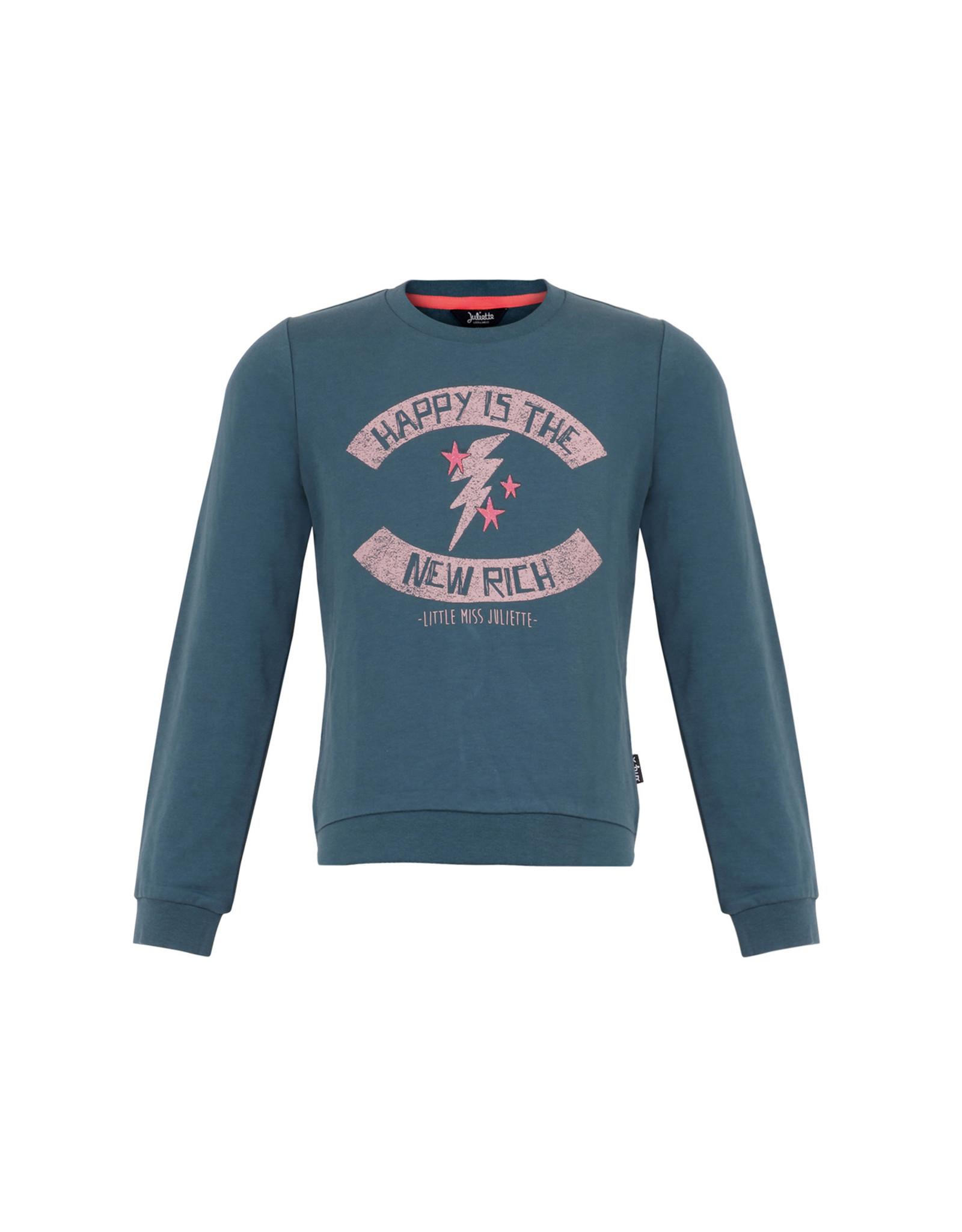 Little Miss Juliette 35-1512 Sweater Happy