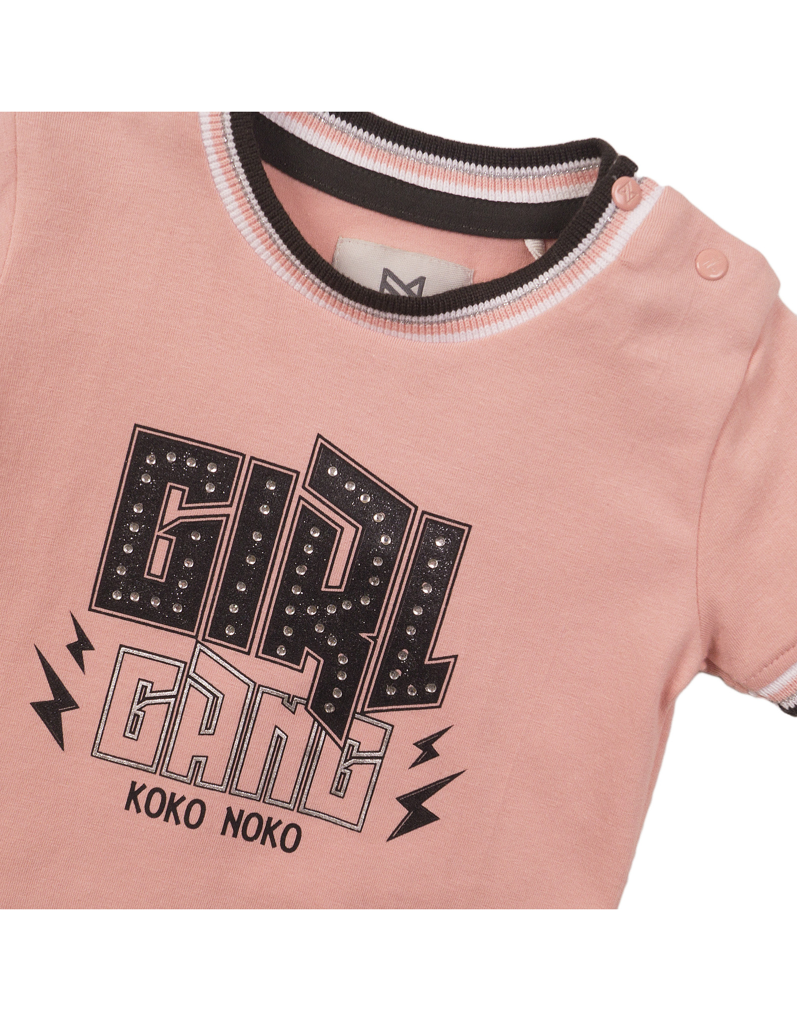 Koko Noko T-shirt ss, Pink, SS21